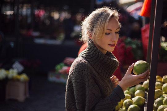 Women on market