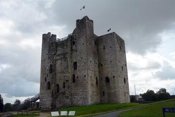 Medieval castle, Trim, Ireland