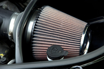 High Performance Air Filter Cone for More Horsepower