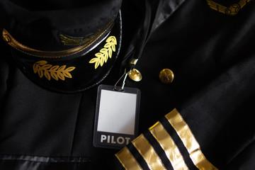 pilot uniform  profession  airline  crew aviator professional