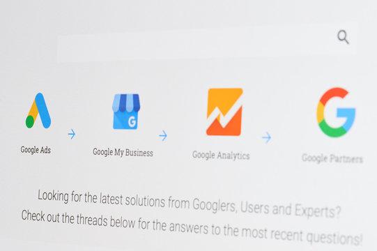 Google ads tools application