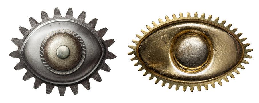 Mechanical eyes