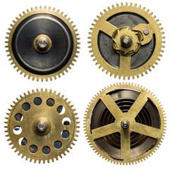 Fototapete - Clockwork