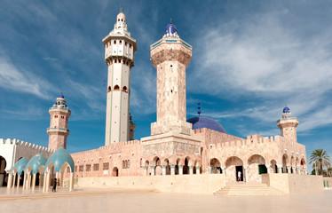 Senegal, la Moschea di Touba