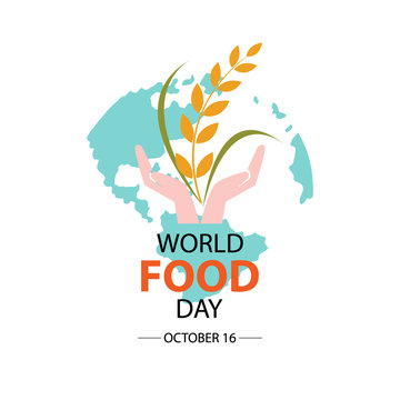 World food Day concept. October 16.