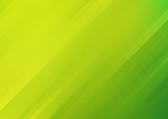 Wall Mural - Abstract green vector background with stripes, can be used for cover design, poster, advertising