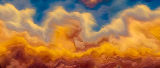 Metaphorical Cloudscape