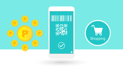 Cashless society and digital payments (Point program)
