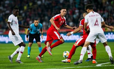 2019 Euro 2020 Qualifiers Serbia v Portugal Sep 7th