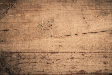 Old grunge dark textured wooden background,The surface of the old brown wood texture,top view brown...