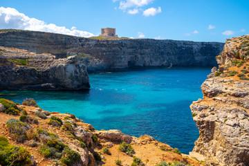 Fototapete - Malta. Comino island