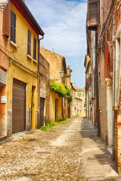 Ferrara città medievale