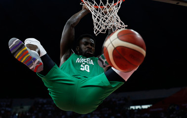 Basketball - FIBA World Cup - Classification Round 17-32 - Group M - China v Nigeria