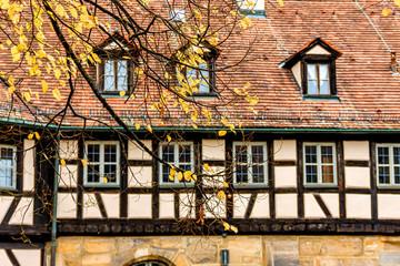 Wall Mural - Alte Hofhaltung, Historisches Bamberg - Deutschland