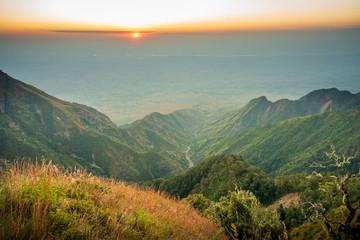 Zomba Plateau (massif) - Malawi