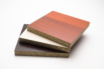 laminated boards for furniture of different colors