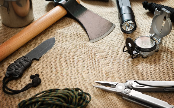 Outdoor and survival gear