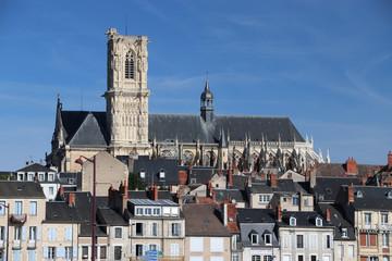 Kathedrale Saint-Cyr-et-Sainte-Julitte von Nevers