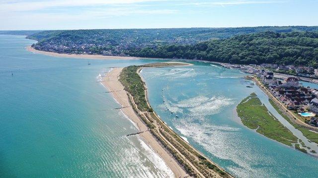 plage de Cabourg, Normandie, France