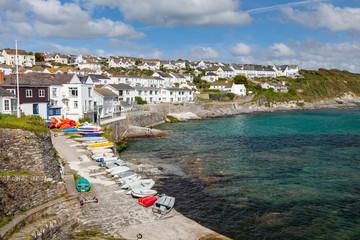 Fototapete - Portscatho Cornwall England UK