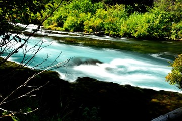 Metolius River Flow