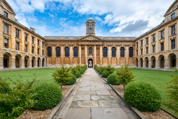 The Queen's College at the University of Oxford