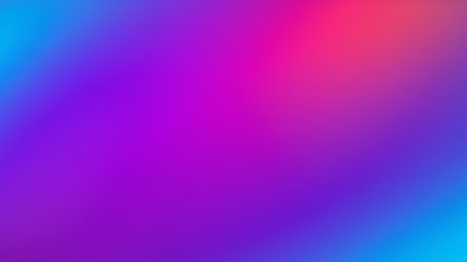 Ultra Violet Colorful Gradient Blurred Motion Abstract Technology Background, Horizontal, Widescreen
