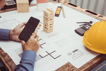 Architects are searching for information to design the construction to be modern and meet the needs of customers.