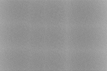 No TV signal, black and white dot alternately for background