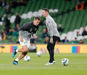 2019 International Football Friendly Ireland v Bulgaria Sep 10th