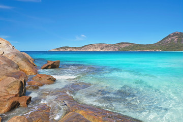 Lucky Bay in  South Australia