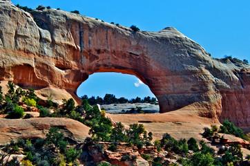 Wilson Arch, Moab, Utah