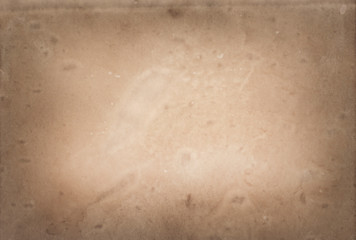 Wall Mural - brown empty old vintage paper background