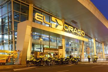 Bogota Airport BOG Terminal