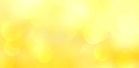 Wall Mural - Yellow abstract background blur,holiday wallpaper