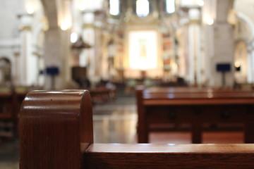 Interior Catedral-Basílica Metropolitana de la Asunción de Nuestra Señora de Valencia