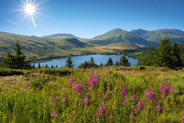 Lac de Guery - Auvergne, France