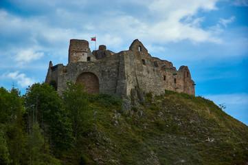Czorsztyn castle