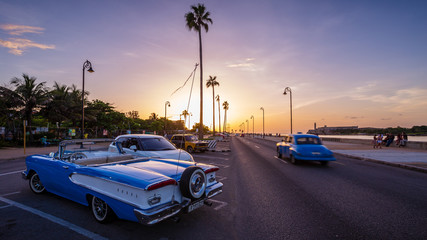 Walking around the streets of old Havana, getting to know the local culture, enjoying the beautiful classic car and the views of the capitolio, one of the biggest landmarks of the Cuban capital