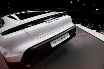 Frankfurt hosts the international Motor Show (IAA)
