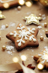 christmas cookies, baking spices