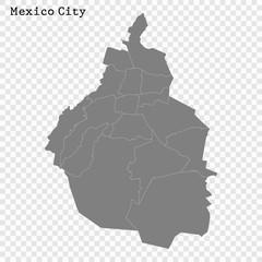 High quality Map City