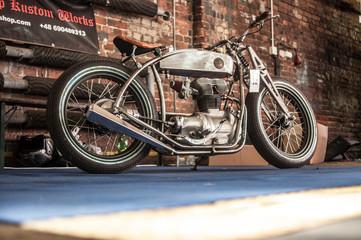 Fototapeta Motocykl obraz