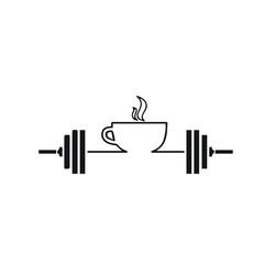 fitness gym logo sport vector