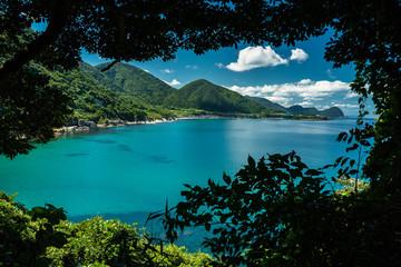 京都 丹後半島と日本海