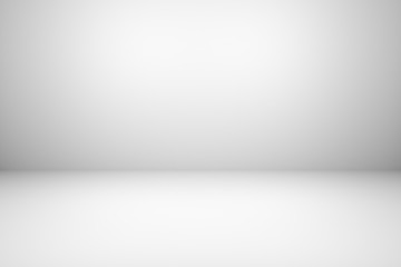 Abstract gray empty room wall background