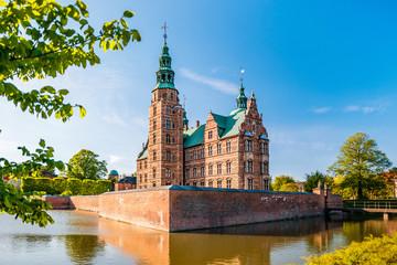 The Rosenborg Castle in Copenhagen, Denmark. Dutch Renaissance style Fototapete