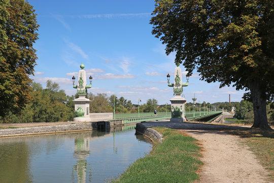 Canal Latéral à la Loire bei Briare