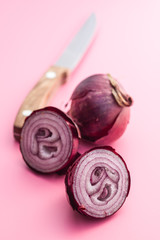 The red onion.