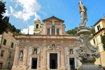 Fotomurales - Santuario di Nostra Signora della Misericordia